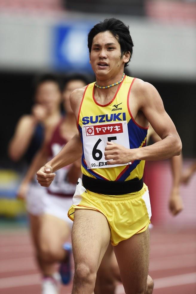選手写真:川元 奨