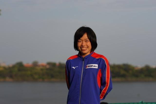 選手写真:清田 真央