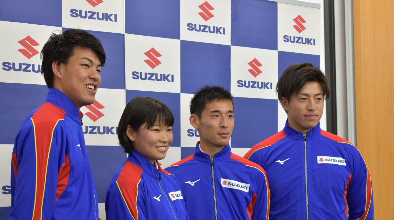 写真:3新加入選手、原200m