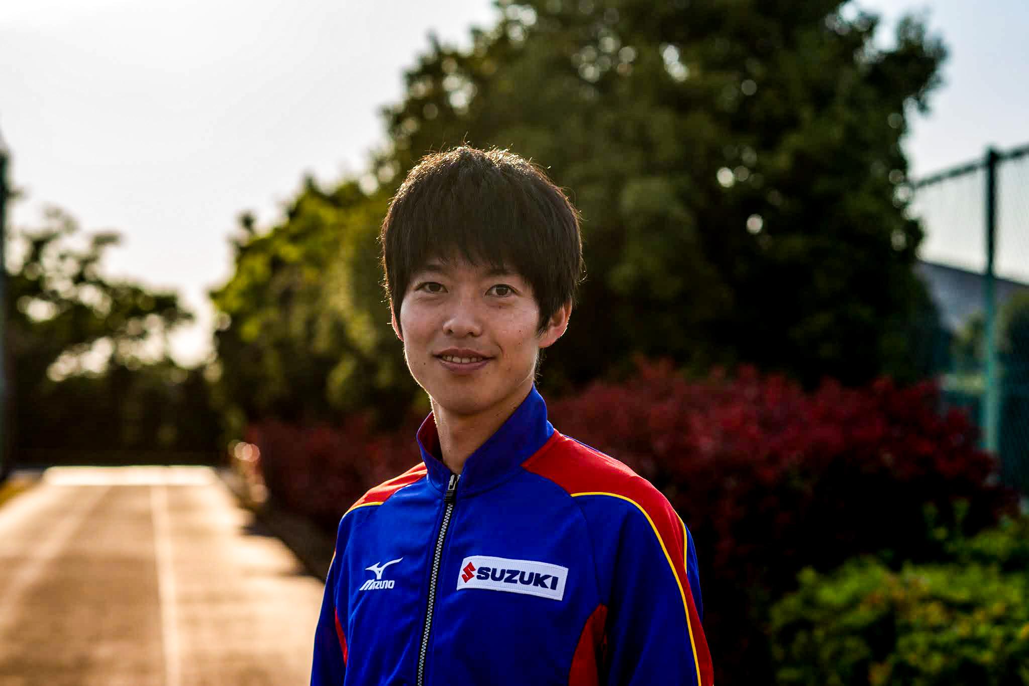 選手写真:山田 学