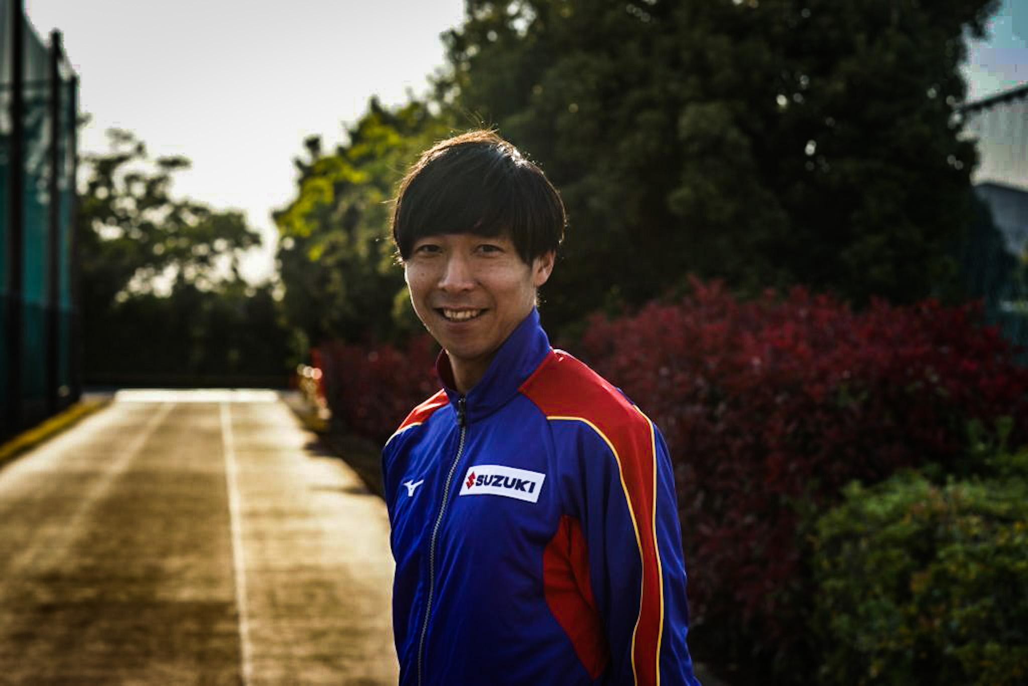選手写真:中村 泰之