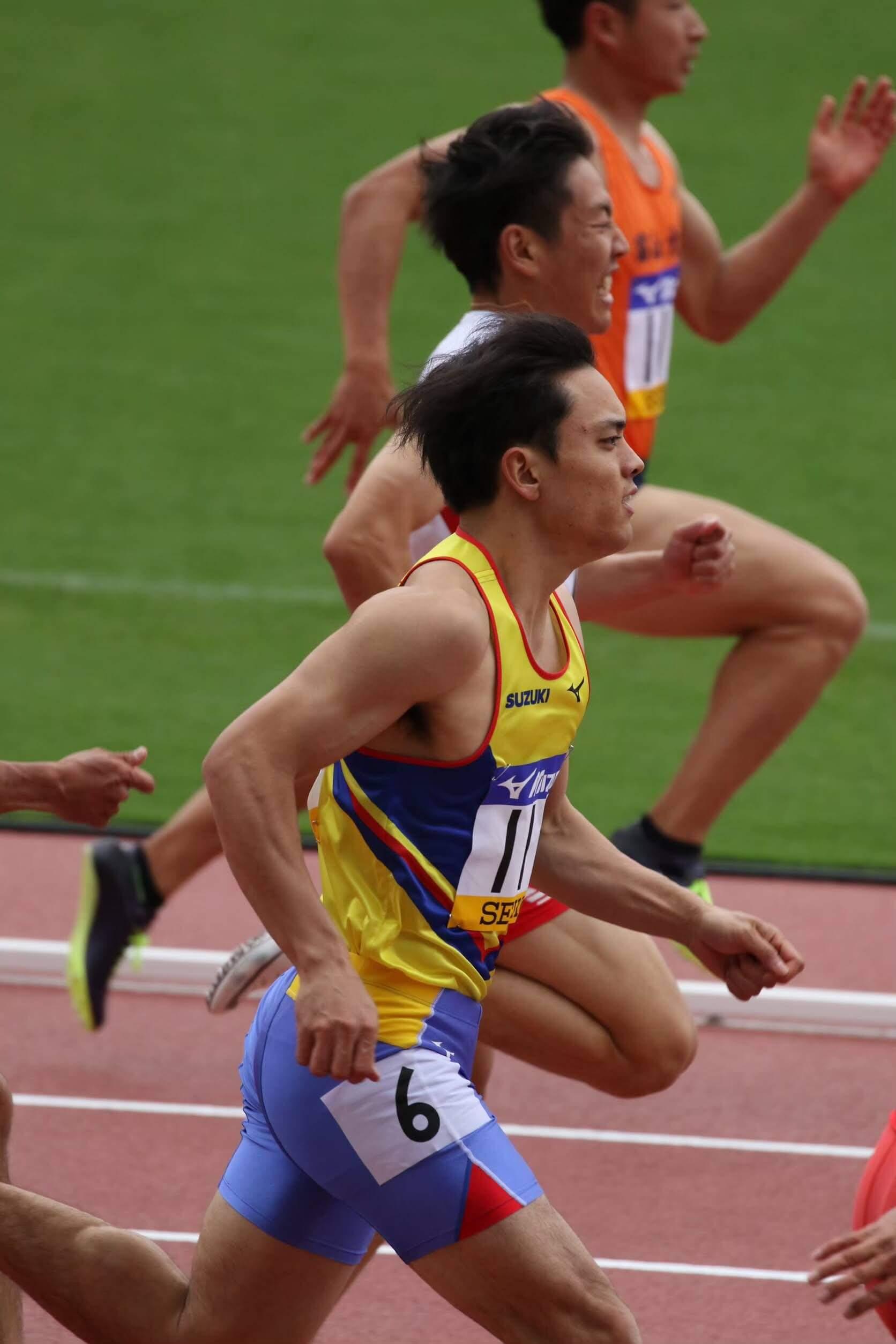 選手写真:竹田 一平