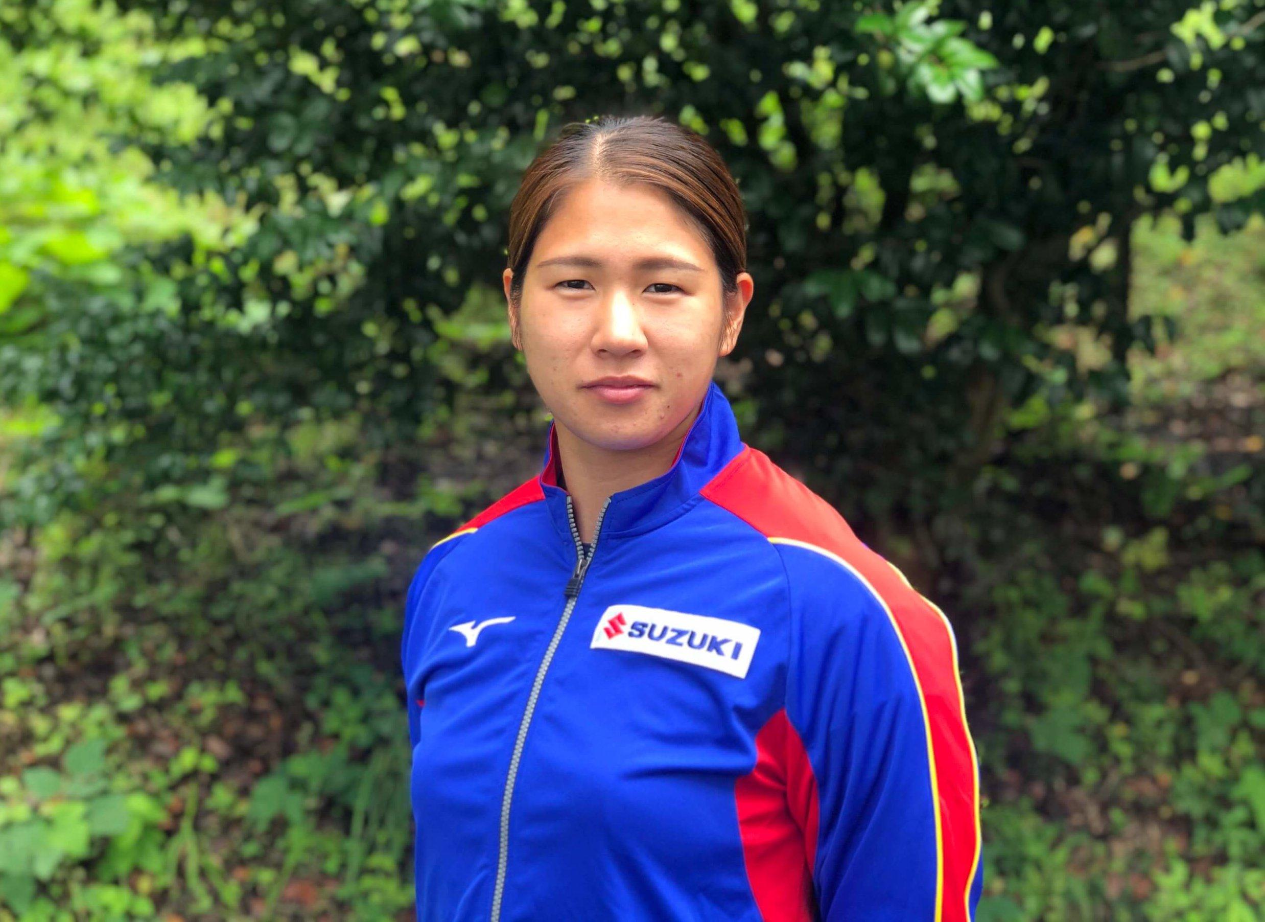 選手写真:斉藤 真理菜