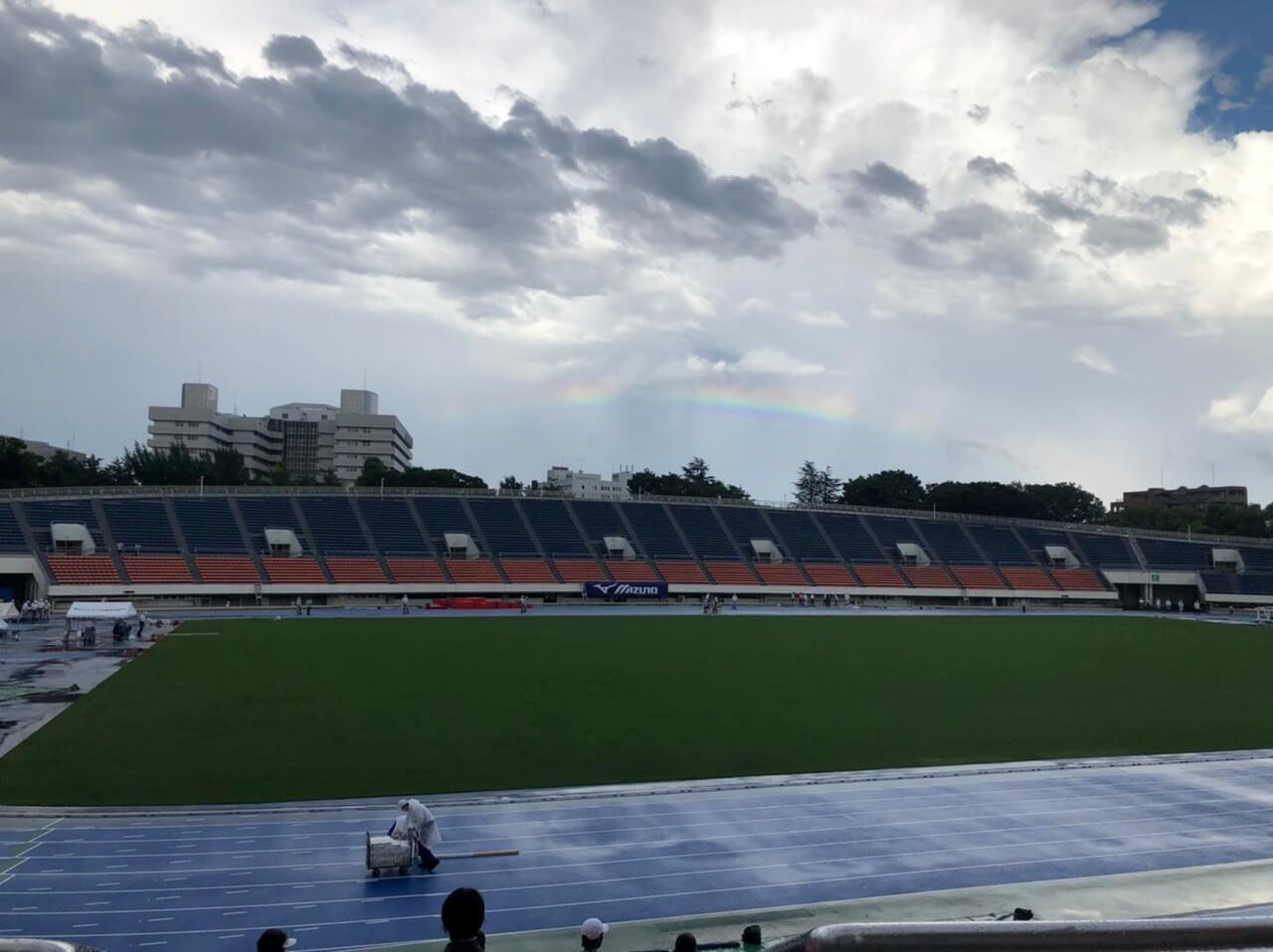 写真:東京選手権(7/23-26)