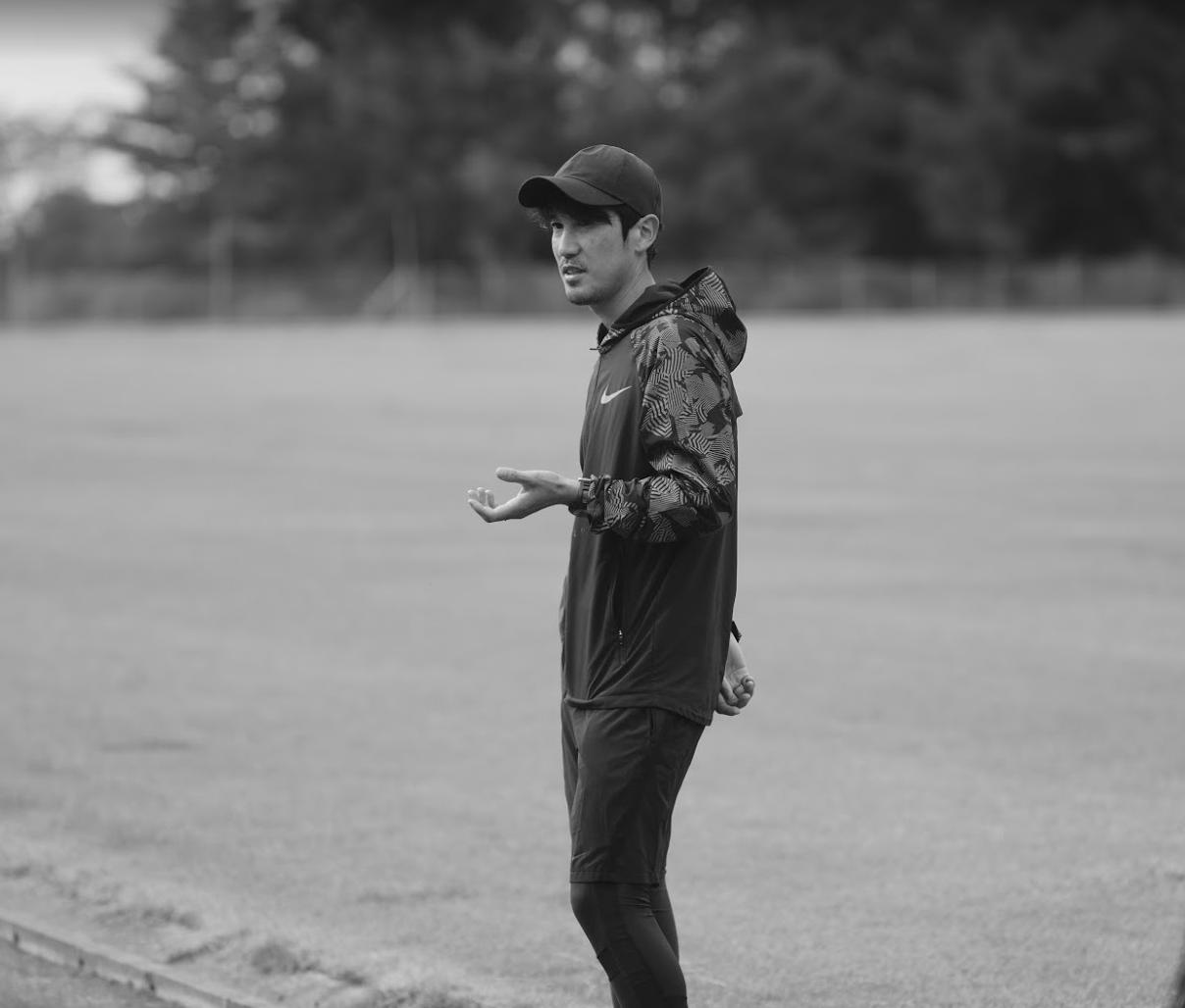 選手写真:藤原 新