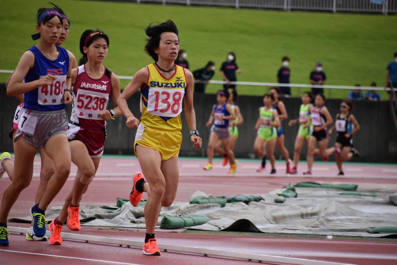 写真:静岡県選手権(8/1-2)