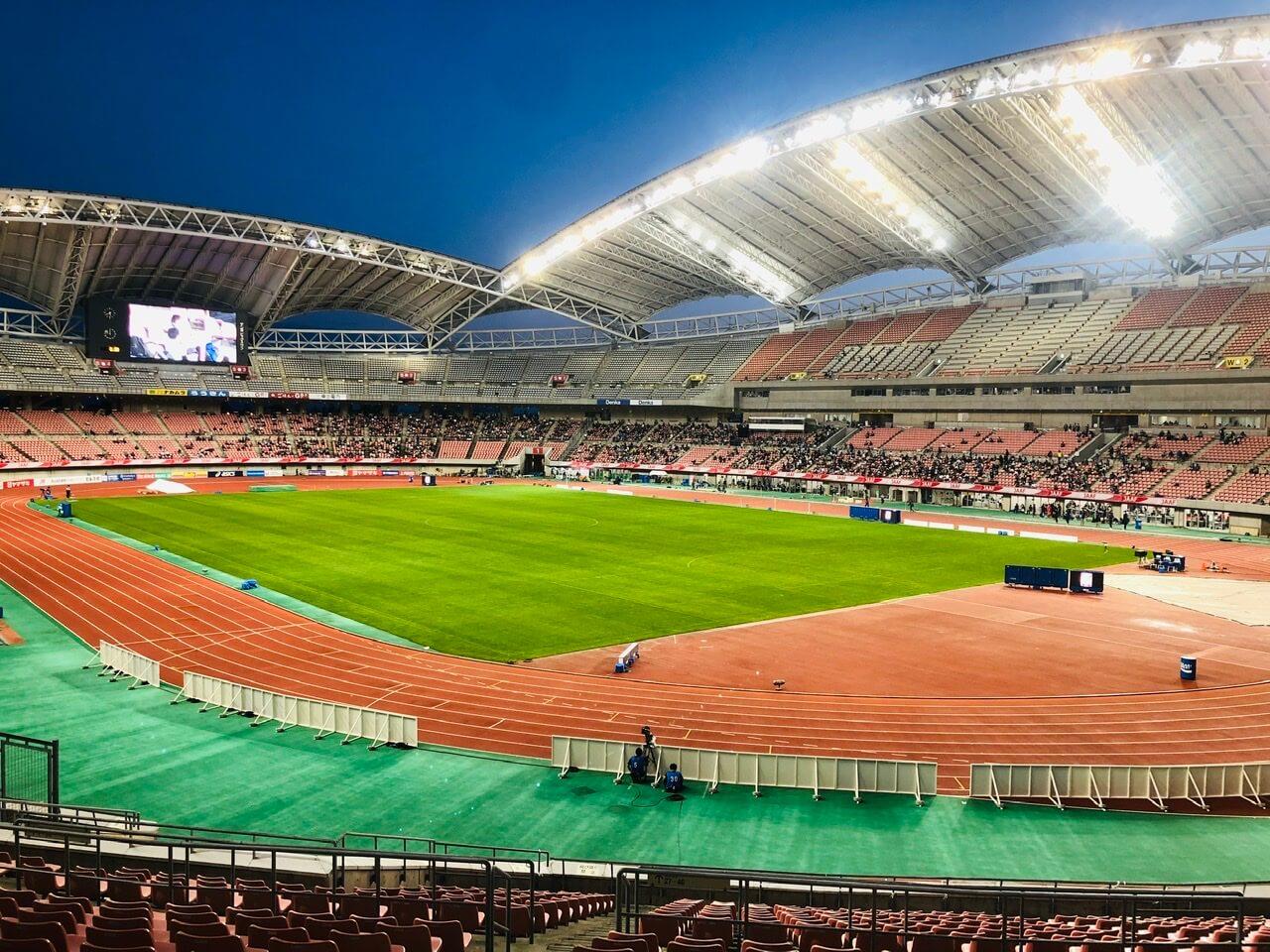 写真:日本選手権(10/1〜3)
