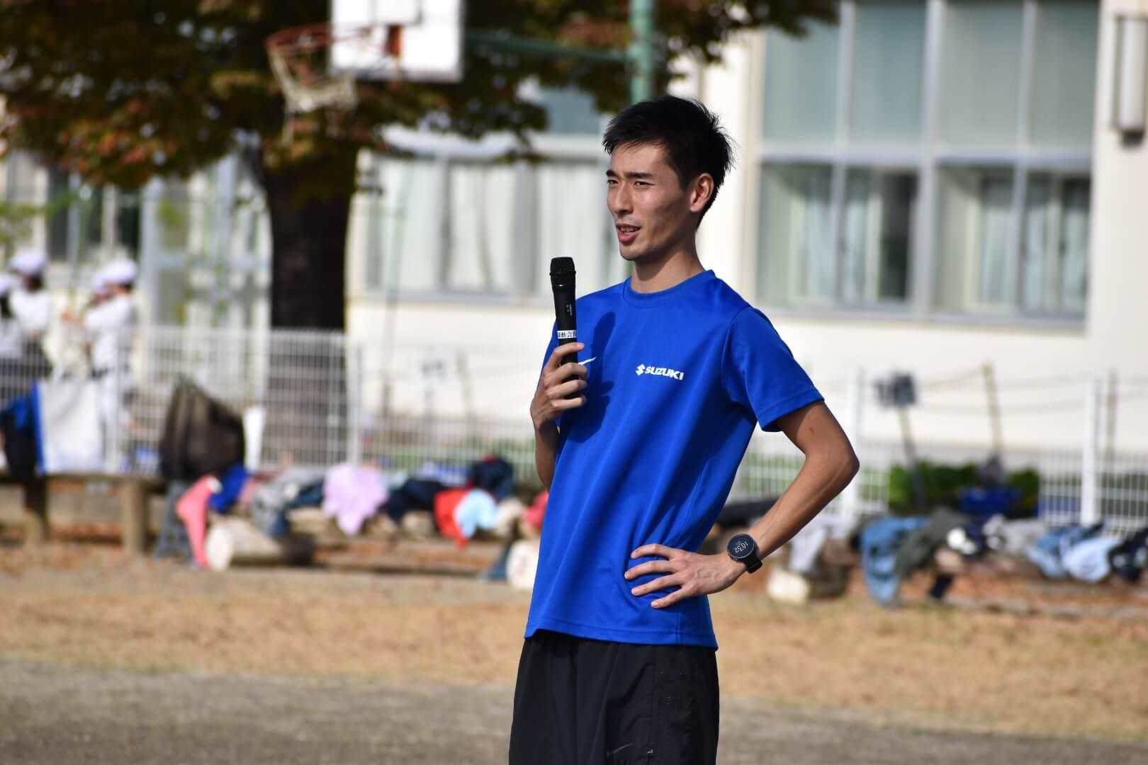 選手写真:藤村 共広