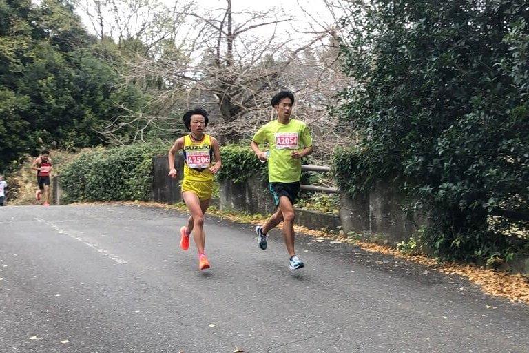 写真:マラソンフェスティバルin国営昭和記念公園WINTER(12/2)