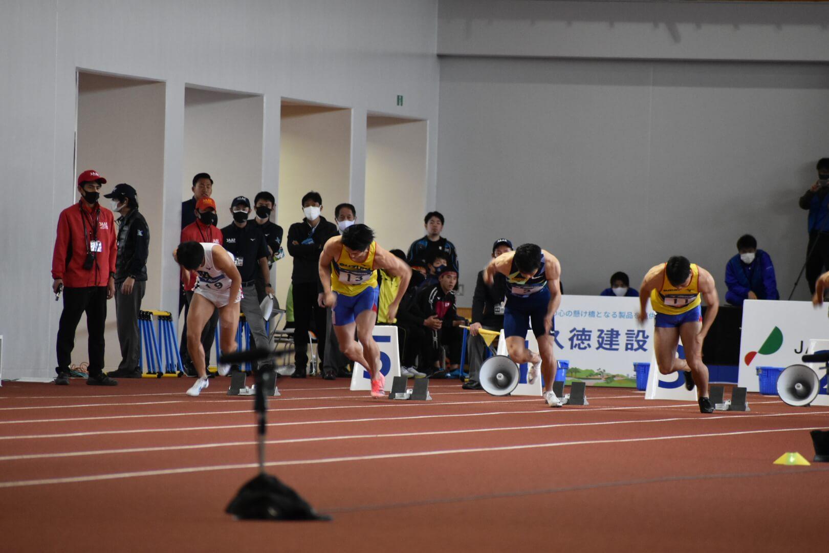 写真:2021 Japan Athlete Games in Osaki(2/28)