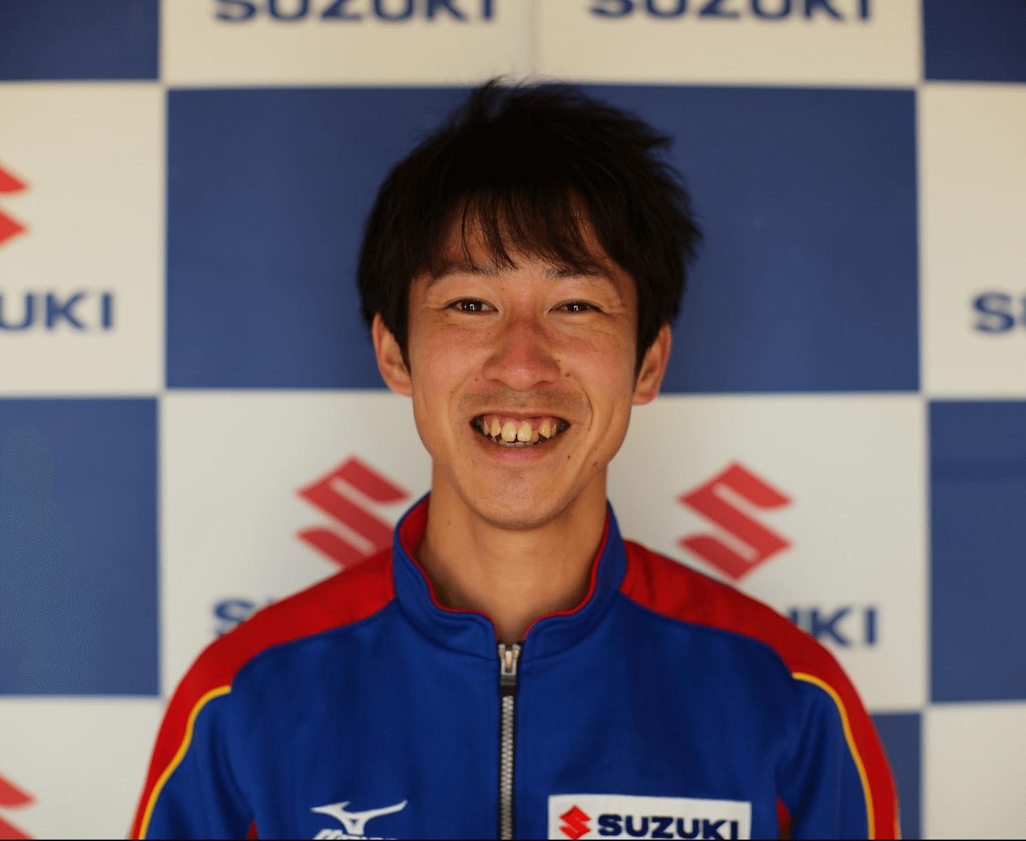 選手写真:横山 諒