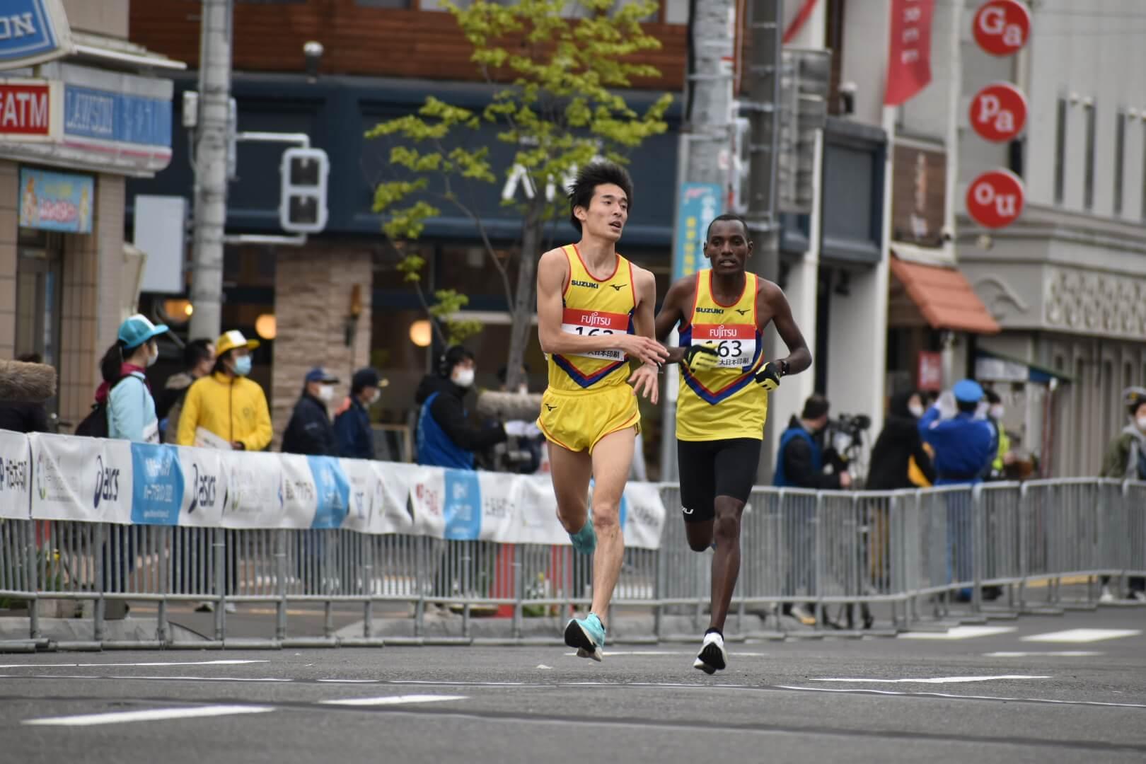 写真:北海道・札幌マラソンフェスティバル