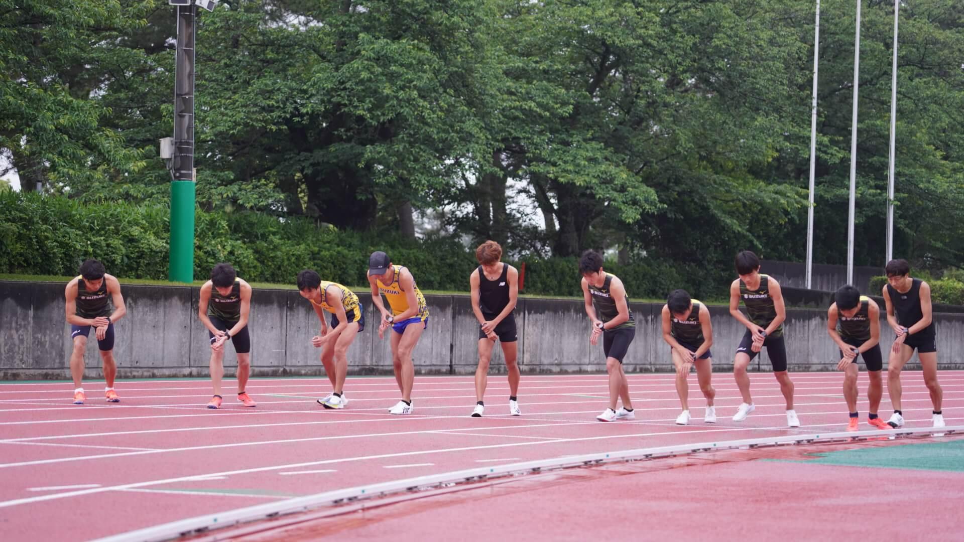写真:第288回日本体育大学長距離競技会