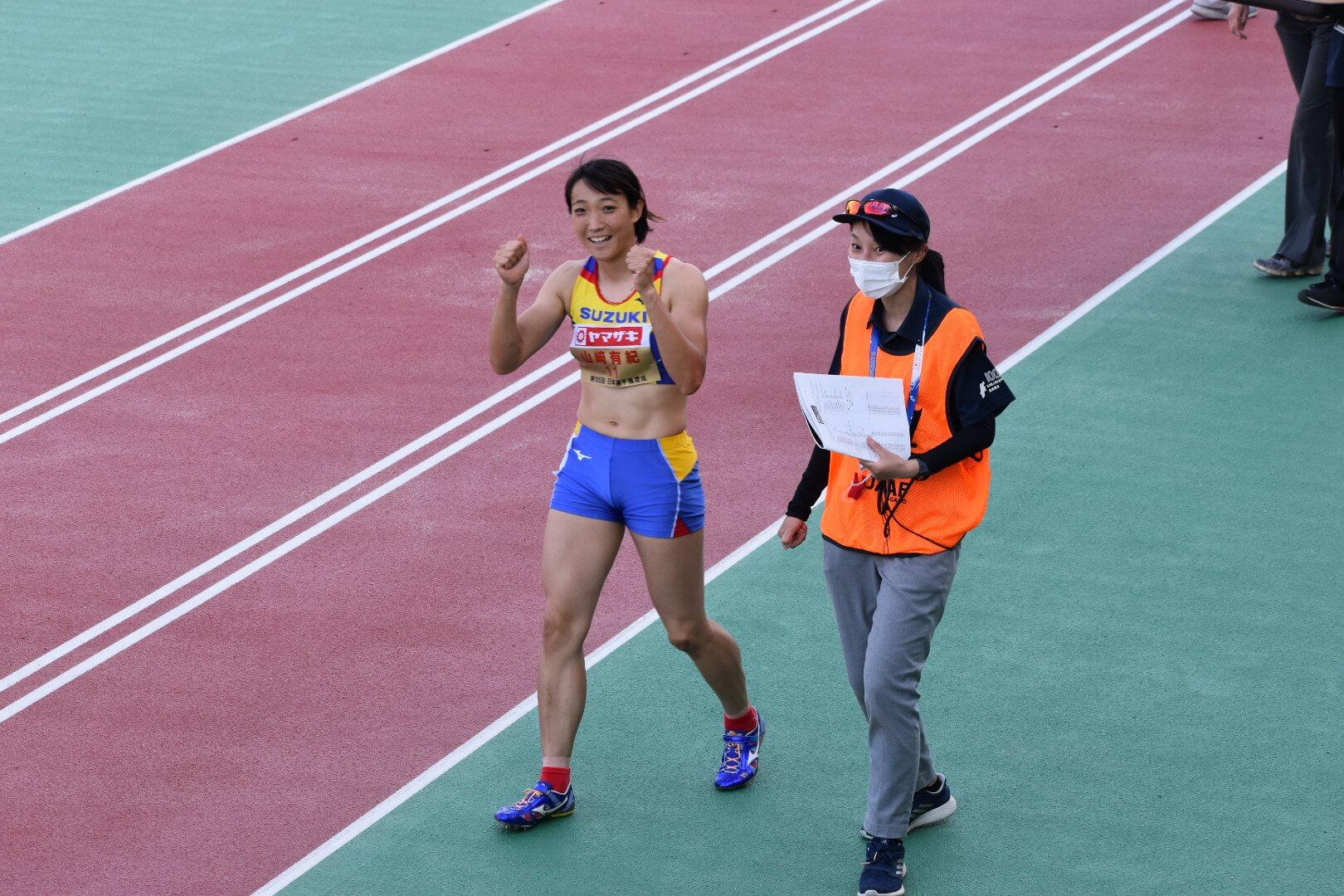 写真:日本選手権・混成競技(6/12~13)