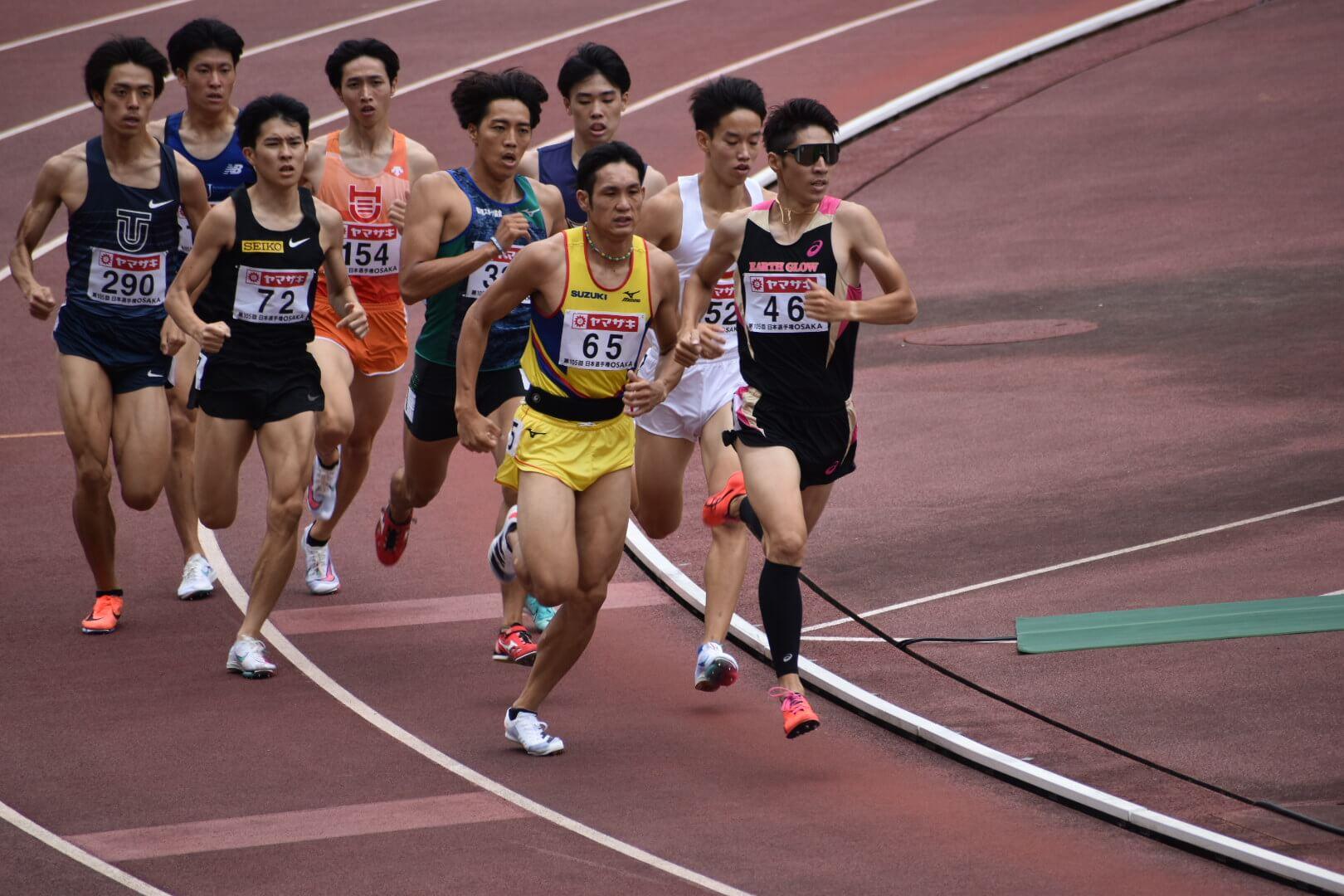 写真:日本選手権(6/24〜6/27)