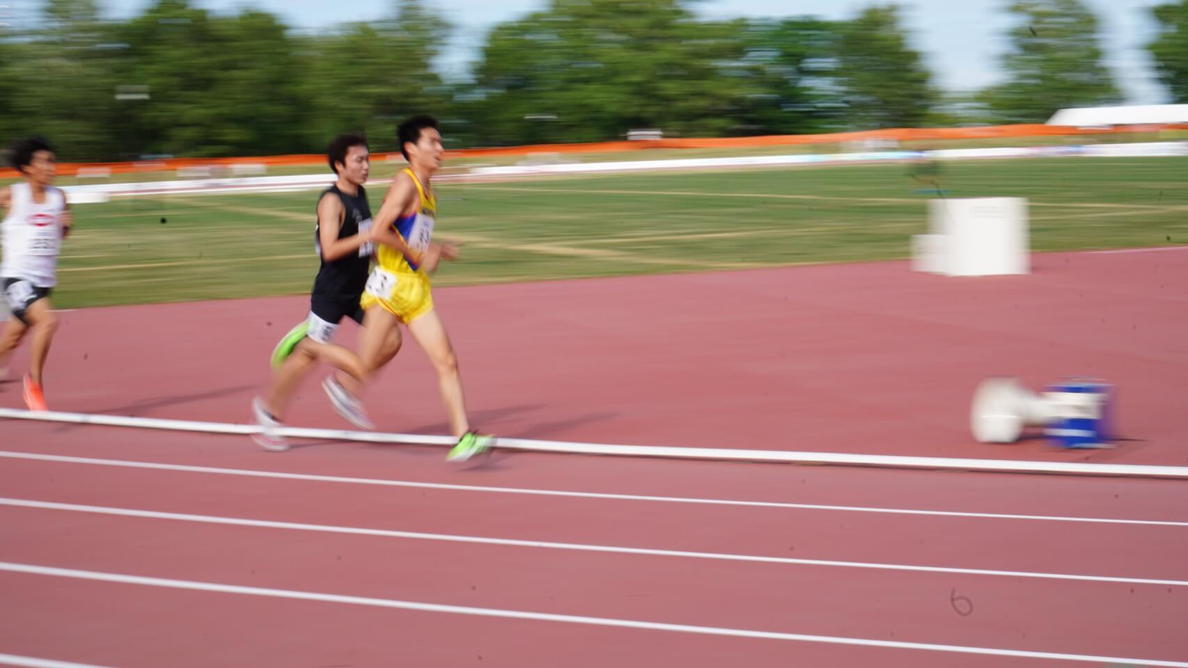 写真:ホクレン・ディスタンスチャレンジ網走大会